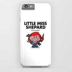 Little Miss Shepard Slim Case iPhone 6s