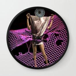 Fashion Eye in trouble Wall Clock