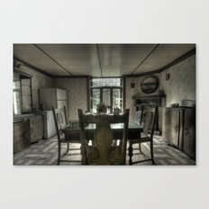 You'll get the loneliest feeling Canvas Print