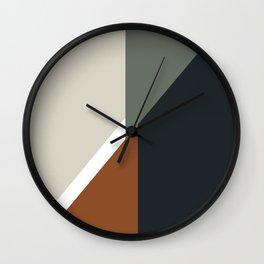 MidMod Variation 01 Wall Clock