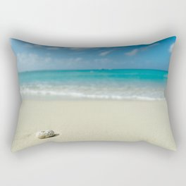 Coral on the beach - Grand Cayman Island Rectangular Pillow