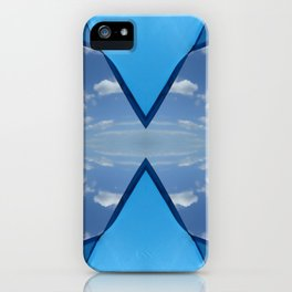 Beach Tent v2 iPhone Case