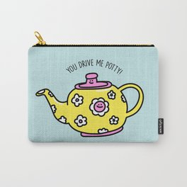 You Drive Me Potty! Carry-All Pouch