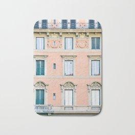 Roma #2 - Rome Italy Photography Bath Mat