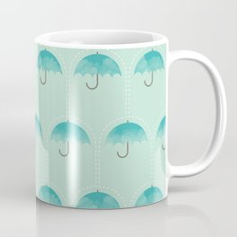Umbrella Falls Coffee Mug