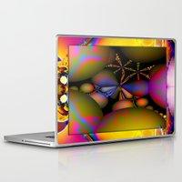 starfish Laptop & iPad Skins featuring Starfish by Robin Curtiss