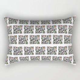 Quick Response Rectangular Pillow