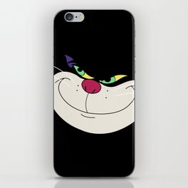 Cinderella: Lucifer the Cat iPhone Skin