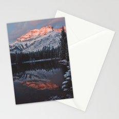Mount Cascade Stationery Cards