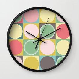Spring Spirit Full Moons  Wall Clock