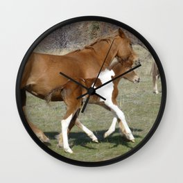 Frolic Wall Clock
