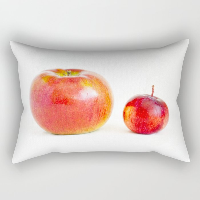 Honeycrisp vs Empire Rectangular Pillow