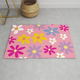 Perfect Flowers Rug