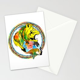 Animal Instincts Stationery Cards