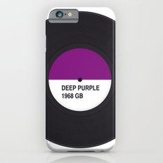 DEEP PURPLE MUSIC COLOUR Slim Case iPhone 6s