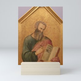Lippo di Benivieni - Saint John the Apostle Mini Art Print