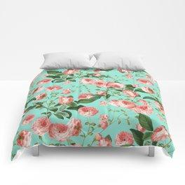 Rosy Life #society6 #decor #buyart Comforters