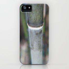 Bamboozal iPhone Case