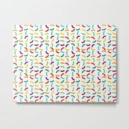 Sprinkles Metal Print