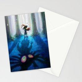 Forest Majora Stationery Cards