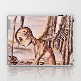 Agel of demons Laptop & iPad Skin
