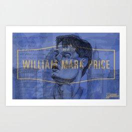 William Mark Price Art Print
