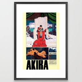 Manga 05 Framed Art Print