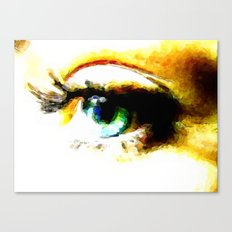 Seeing Color Canvas Print