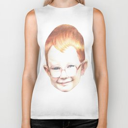 Baby Sheeran Biker Tank