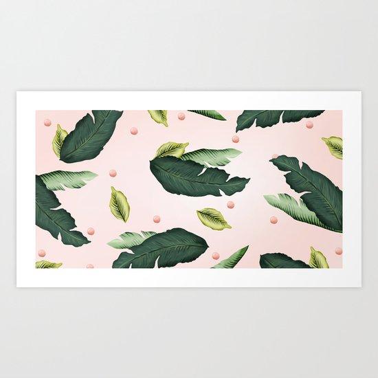 Hillary Laves Pattern Art Print