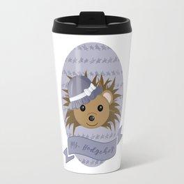 Ms. Hedgehog Travel Mug
