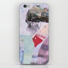 Precipice (detail) iPhone Skin