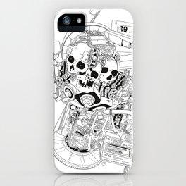 Code19 iPhone Case