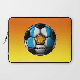 Argentina Ball Laptop Sleeve