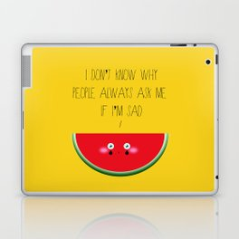 I don't know why Laptop & iPad Skin