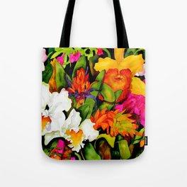 Tropical Exuberance Tote Bag