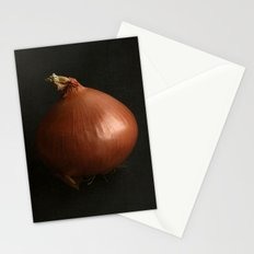 Giant Onion Stationery Cards