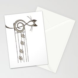 Musicat Stationery Cards