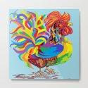 Fiesta Rooster by eloiseart