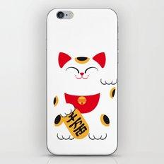 Japan Serie 4 - MANEKI NEKO iPhone & iPod Skin