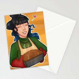 Pumpkin Bread Stationery Cards
