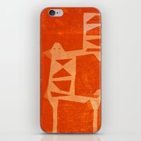 jaguar iPhone & iPod Skins featuring Jaguar by Fernando Vieira