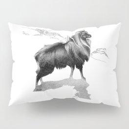 Tahr / Thar Pillow Sham