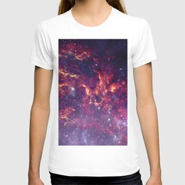 Star Field in Deep Space T-shirt