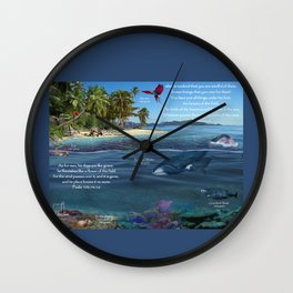 What Is Man? Wall Clock