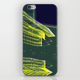 Stellar Area 01-08-16 iPhone Skin
