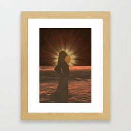 Ventana Framed Art Print