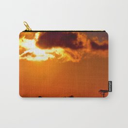 Costa Rica sunset Carry-All Pouch