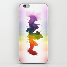 Little Chakra Tree iPhone Skin