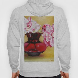 Striped Roses Hoody